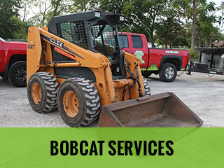 Bobcat Services - Cut Rite Outdoor Services, LLC