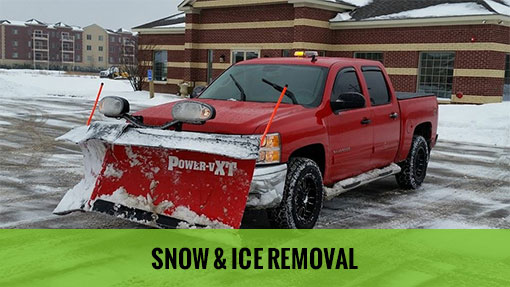 Snow & Ice Removal - Cut Rite Outdoor Services, LLC